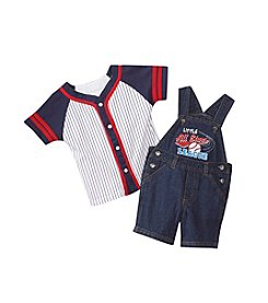 Nannette® Baby Boys' 12-24 Month 2-Piece