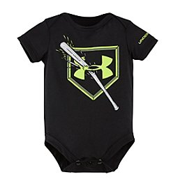 Under Armour® Baby Boys Breaking Bat Bodysuit