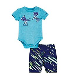 Under Armour® Baby Girls' Lumos Bodysuit And Short Set