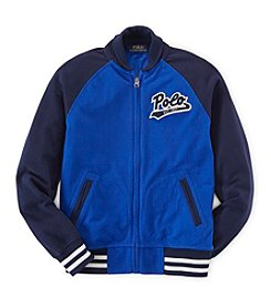 Ralph Lauren Childrenswear Boys' 8-20 Baseball Jacket