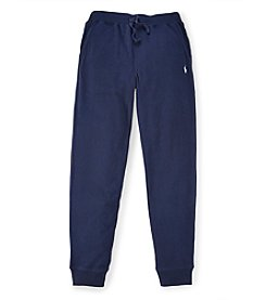 Ralph Lauren Childrenswear Boys' 8-20 Mesh Jogger Pants