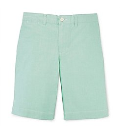 Ralph Lauren Childrenswear Boys' 8-20 Oxford Shorts