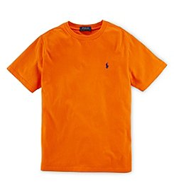 Ralph Lauren Childrenswear Boys' 8-20 Short Sleeve Tee