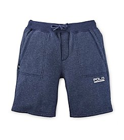 Ralph Lauren Childrenswear Boys' 8-20 Fleece Shorts