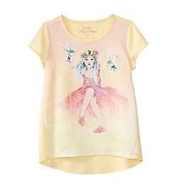 Jessica Simpson Girls' 7-16 Hummingbird Graphic Tee