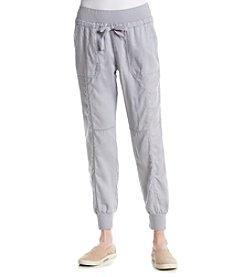 Calvin Klein Performance Woven Linen Pants