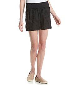 Calvin Klein Performance Foldover Waistband Shorts