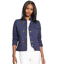 Lauren Jeans Co.® Antique Closure Jacket
