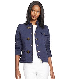Lauren Jeans Co.® Antique Closure Jacket