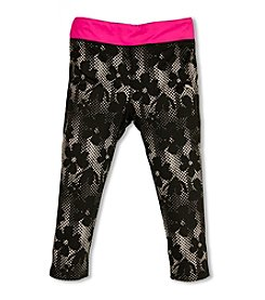 PUMA® Girls' 7-16 Printed Capri Leggings