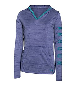 Under Armour Girls 7-16 UA Tech™ Pullover Hoodie