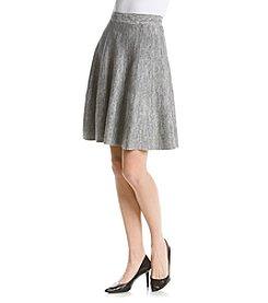Ivanka Trump® Marled Sweater Skirt