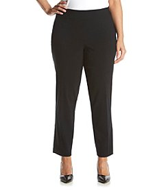 Laura Ashley® Plus Size Millenium Pants