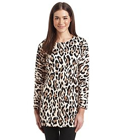 Chelsea & Theodore® Animal Print Jacket