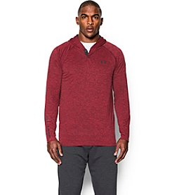 Under Armour® Men's Tech Long Sleeve Popover Hooded Henley