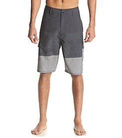 Ocean Current® Men's Alohas Amphibious Cargo Boardshorts