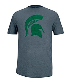 J. America NCAA® Michigan State Spartans Men's Prime Short Sleeve Tee