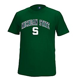 J. America NCAA® Michigan State Spartans Men's Origin Short Sleeve Tee