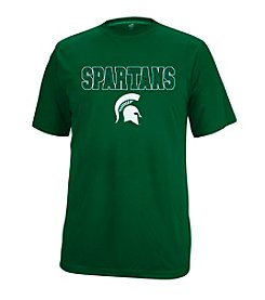 J. America NCAA® Michigan State Spartans Men's Vital Short Sleeve Tee