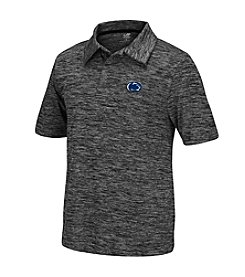 J. America® NCAA® Penn State Nittany Lions Men's Fortress Short Sleeve Polo