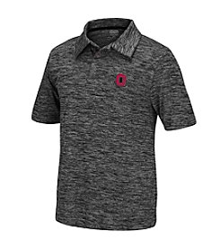 NCAA® Ohio State Men's Fortress Short Sleeve Polo