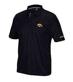 NCAA® Iowa Men's Pre-game Short Sleeve Polo