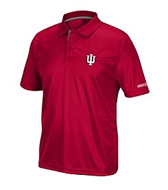 NCAA® Indiana Men's Pregame Short Sleeve Polo
