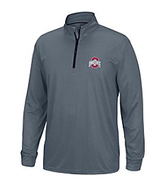 NCAA® Ohio State Men's Off-Field Long Sleeve 1/4-Zip Pullover