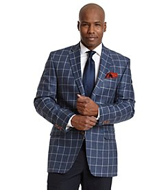 Lauren Ralph Lauren® Men's Linen Windowpane Sportcoat