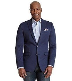 Tallia Orange Men's Solid Sport Coat
