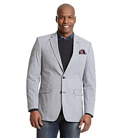Tommy Hilfiger® Men's Gingham Seersucker Sport Coat