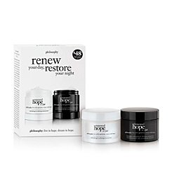 philosophy® Renew Your Day, Restore Your Night Renewed Hope Duo (A $62 Value)
