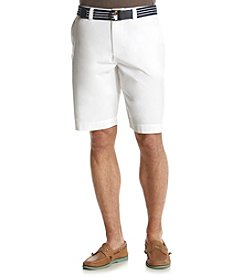 Le Tigre Men's Twill Belted Shorts