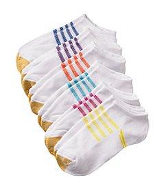 GOLD TOE® 6-Pack Trekker No Show Socks