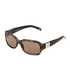Nine West® Rectangle Sunglasses