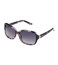 Nine West® Oversized Rectangle Sunglasses