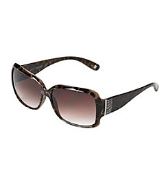 Nine West® Large Rectangle Sunglasses
