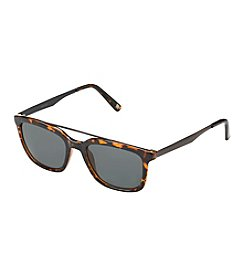Nine West® Plastic Double Bridge Sunglasses