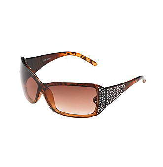 Steve Madden Stone Shield Sunglasses