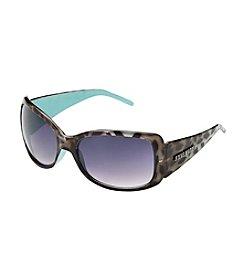 Steve Madden Wrap Marteen Sunglasses