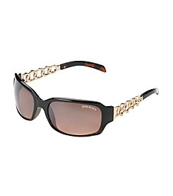 Steve Madden Chain Temple Sunglasses