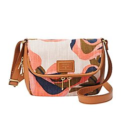 Fossil® Preston Fabric Small Flap Crossbody