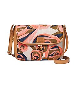 Fossil® Preston Fabric Flap Crossbody