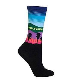Hot Sox® Hollywood Crew Socks