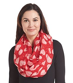 Collection 18 Hearts Loop Scarf