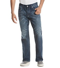 T.K. Axel MFG Co. Men's Wolcott Vintage Bootcut Jeans