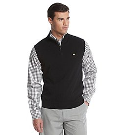 Jack Nicklaus Men's The Annandale Quarter Zip Sweater Vest