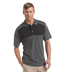 PGA TOUR® Men's Three Color Airflux Polo
