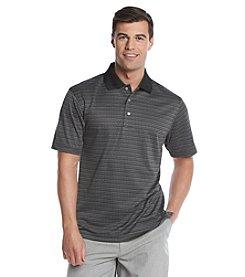 PGA TOUR® Men's Short Sleeve Mini Geometric Polo