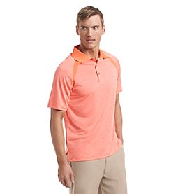 PGA TOUR® Men's Short Sleeve Ventilated Pieced Polo